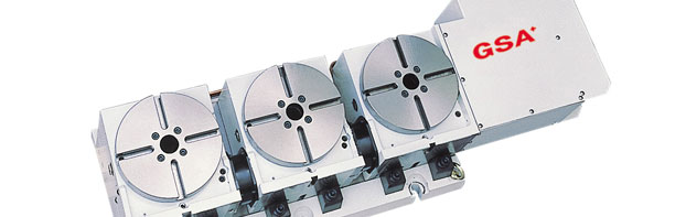 Multi-Spindle Type
